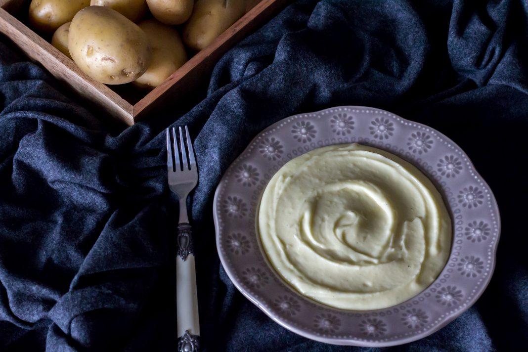 Purée de pomme de terre – JoëlRobuchon